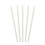 Individually wrapped straws 10.25' CLEAR (4 cartons of 300/case)