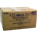 GHIRARDELLI..CHOCOLATE Powder , 10lb Box