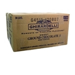 GHIRARDELLI..CHOCOLATE Powder, 30lb Box