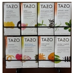 TAZO  Tea Display Rack/ holds 8 cartons