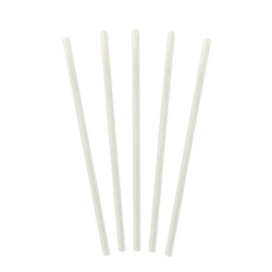 Individually wrapped straws 10.25'