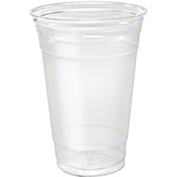20 oz DART Clear Plastic Cold Cup  600/case