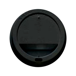 12, 16, 20 oz  LID   1000/case BLACK