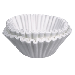 BUNN Coffee Filters  1000/case..12 Cup  ..9 3/4 x 4 1/4