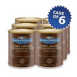 Ghirardelli Canisters