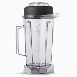 Vitamix 64 oz Poly-Container with Ice Blades & Lid
