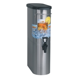 BUNN TDO-N-3.5 gallon Narrow Tea Urn