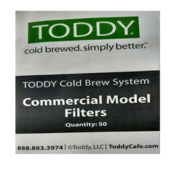 Commercial Toddy Maker Filters